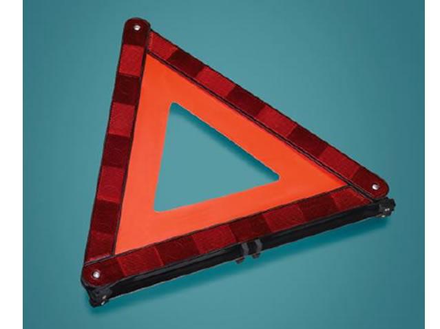 Warning triangle (1 unit)